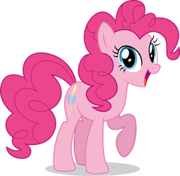 Pinkie Pie(2) by illumnious