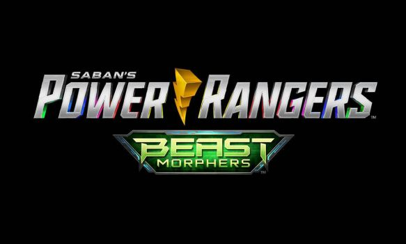 Power Rangers Beast Morphers' official HQ logo by MrWonderWorks