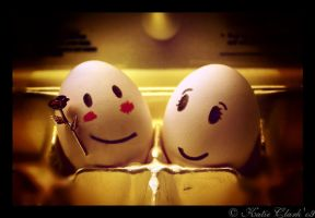 Eggs in Love by My-Shadows-Limit