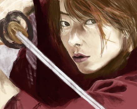 Kenshin by maicafee
