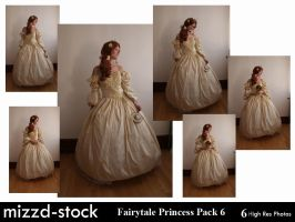 Fairytale Princess Pack 6 by mizzd-stock