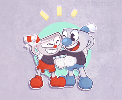 Cuphead!!! by I-Am-Not-A-Muffin