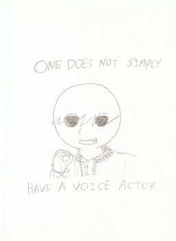 One Does Not Simply... by WeirdyMike