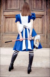 American McGee's Alice 01 by ryumo