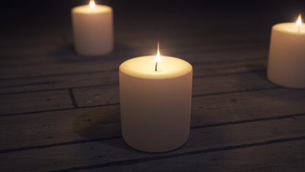 Candle by John-Boyer