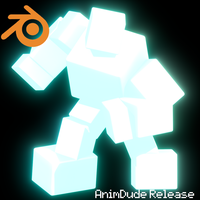 AnimDude Blender Release [FNAF/ReleasePublic] by GreenyBon