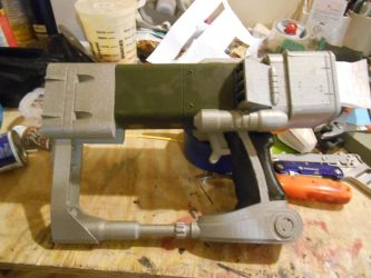 Fallout AEP7 Laser Pistol 4 by Selvagem76