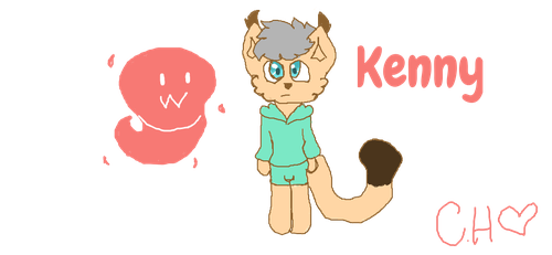 Kemon Oc: Kenny by BronySquad114