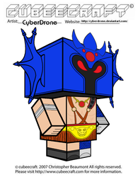 Cubeecraft - Warduke by CyberDrone
