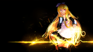 [MMD] .GRIEF OF GOLD. by Pocky-Poison