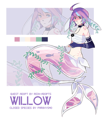 GA: Willow [CLOSED] by rein-adopts