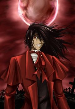 Alucard from Hellsing by cat-cat