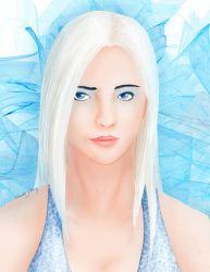Isolde, Power of Ice by demitrius