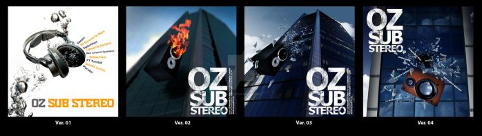 OZ Sub Stereo - Cover Versions by hikaridrops