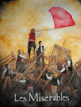 Les Miserables - The Barricade by The-Other-Half-Of-Me