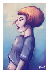 Misery Business by lucity
