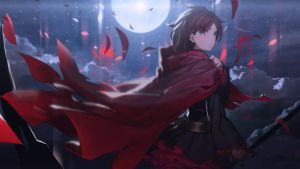 RWBY - Ruby Rose by Nightcore-Freak1