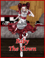 FNAF SL: Baby The Clown *update 2* by White-Hu