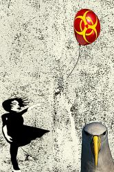 ..Save An Albatross-Kill the  Balloon- by lousephyr