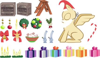 Christmas Props by PhucknuckL