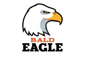 Bald Eagle - Logo Template by doghead