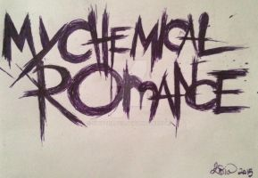 MCR logo by swiftcross