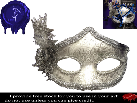 Mask by Prince-of-airbrush