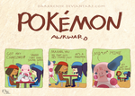 Pokemon Awkward: MR CRY? by DarkKenjie
