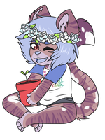 [AT] Plants are love, Plants are life ! by FerooJaws