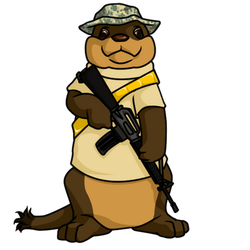 SGT Chuck Gopher by MauserGirl