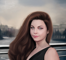 Amy Lee - EV by fawwaz1