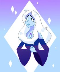 Blue Diamond by Martarix