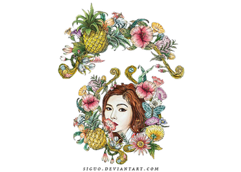 HyunA[A'wesome] PNG  by Pai by Siguo