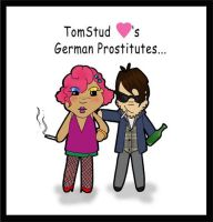 Tomstud in germany by pauliedoodle