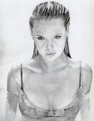 Katherine Heigl all wet - WIP2 by IM1KEI