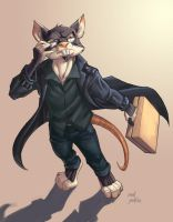 Ratty Cool by solidasp