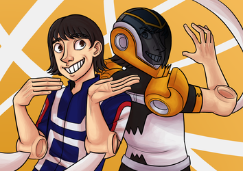 SERO to HERO by PokeLucario