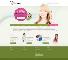 Sirois dentaire by Webdesignerps