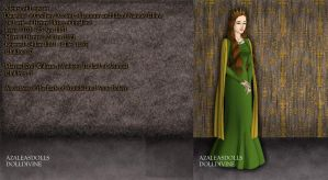 Adeliza of Louvain, Queen of England 1121-1135 by TFfan234