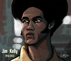 Jim Kelly by mase0ne