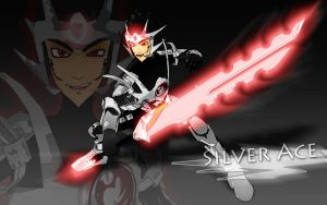 Silver Ace the Dark Ace 2.0 by JPL-Animation
