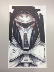 New Cylon by Praetorianguard1