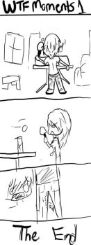 WTF Moments: Table Tennis Rip by VocaloidWolf
