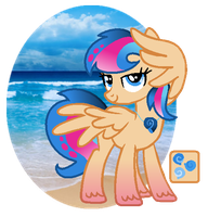 Sunsand - MLP Points Auction - SOLD by MonkFishyAdopts