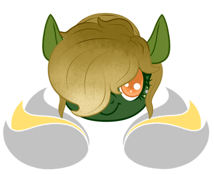 ~: Tink Headshot - Owl's B-day Gift! :~ by LillithCrescent