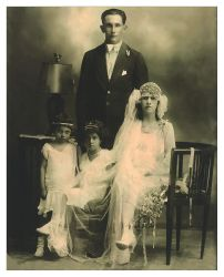 Old Wedding Photo_Repaired by quadstar41562