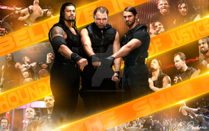 The Shield Wallpaper by YousufSaleem
