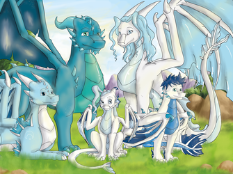Family Picture by SweetLhuna