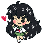Crayon Kagome by Lizally