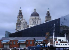 Liverpool old and new by popicok